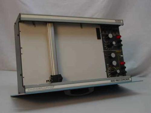 Houston Instruments 167  Omnigraphic 100 Recorder