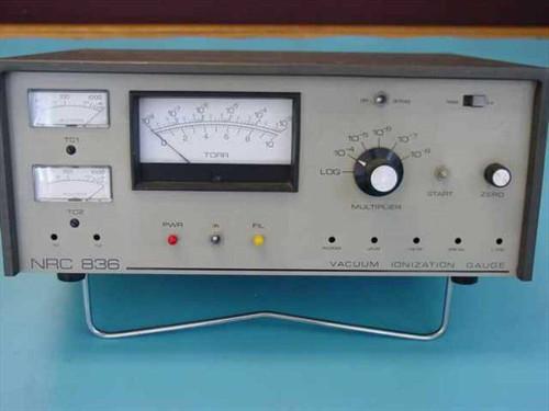 Varian 836  NRC 836 Vacuum Ionization Gauge