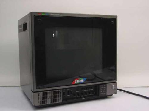"Sony PVM-1271Q  12"" NTSC PAL SECAM Color Video Monitor"