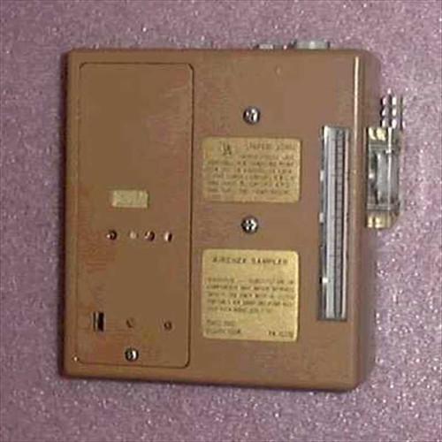 SKC 224-37  Aircheck sampler. Personal or area sampling pump.