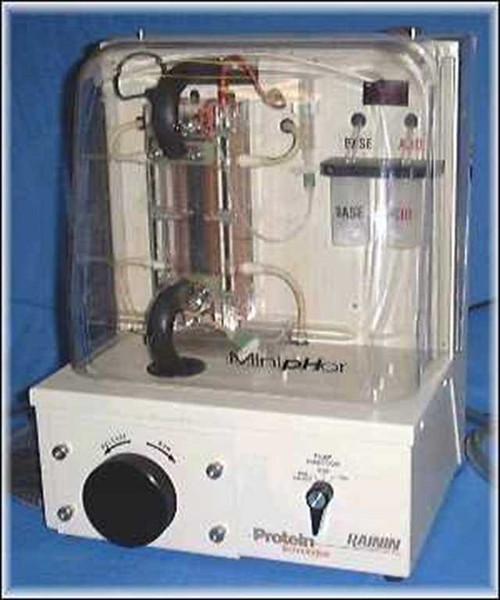 Rainin MiniPhor  Protein Fractionator purification sys