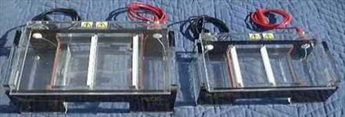 Owl Scientific B1  B1 Easy Cast horizontal mini-gel system. 9cm x 11