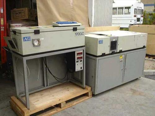 Nicolet 170-SX  FTIR Spectrometer. As -Is. w/170-GC Option