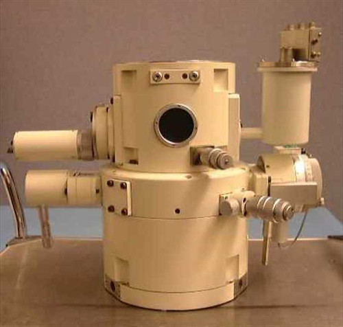 Jeol JEM 100cx  Scanning TEM Electron Microscope Column Parts