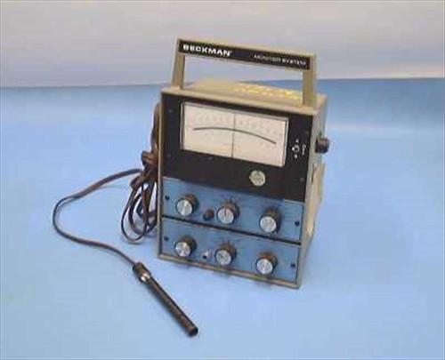 Beckman 123304  pH Meter Portable pH & Cond. Meter. No probe.