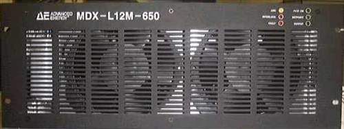 Advanced Energy AE MDX-L6  6KW DC Plasma Generator Power Supply