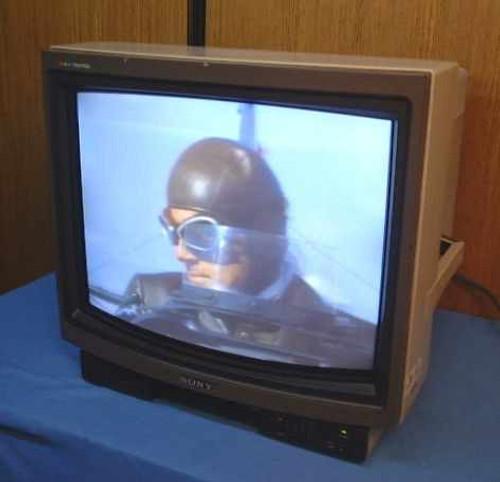 "Sony PVM-1910  19"" Trinitron Color Video Monitor - Parts Unit"