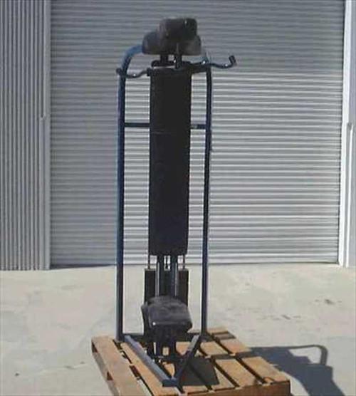 Nautilus Torso/Arm  Nautilus Lat Pulldown Machine
