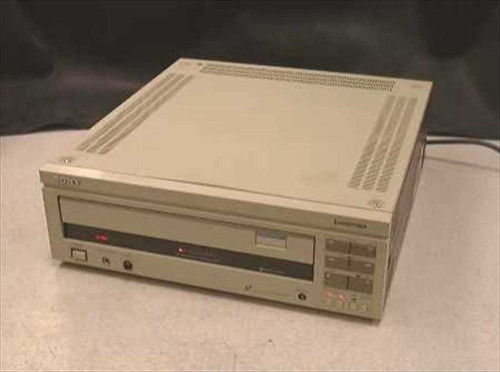 Sony LPD-2000  Video Disk Player Sony Lazermax
