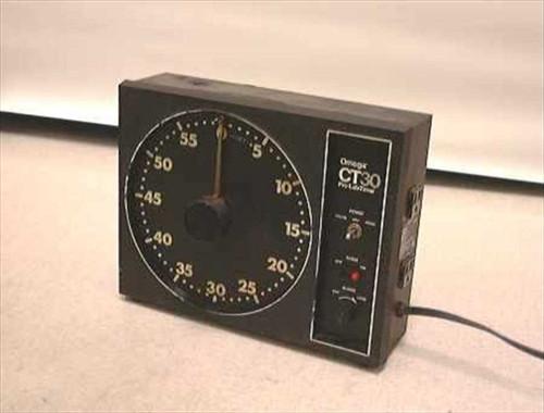 Omega Pro-lab Timer  CT30 Dark room lab timer