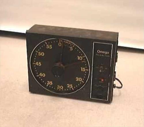 Omega CT 30 Pro-lab Timer  Dark room lab timer-- PARTS UNIT