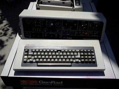 GenRad 2506  Vibration Control System - Parts