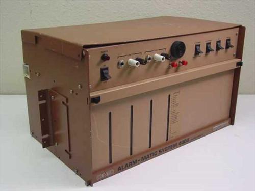 CMC Alarm-Matic System 4000  Alarm Modual Rack mount Electronic Component