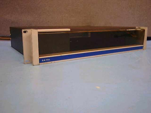 Catel CA-2100  Rack mount unit for CATEL equipment