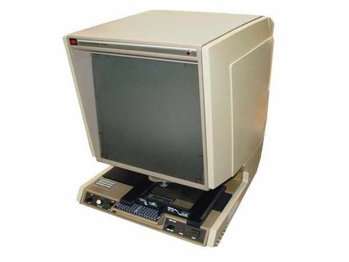 3M 800  Microfiche Printer Reader with Dual Lens - AS IS