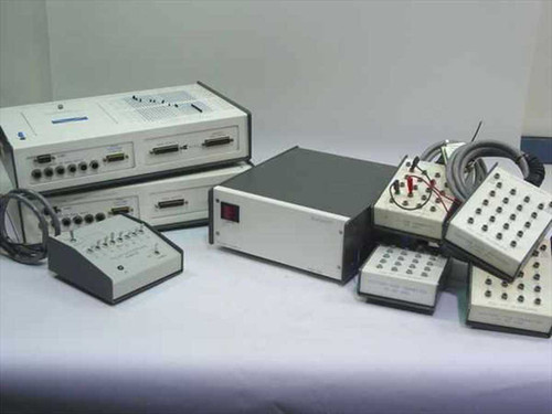 Telefactor Corp. PSG-100  Polysomnographic Monitor EOG KGK ABD