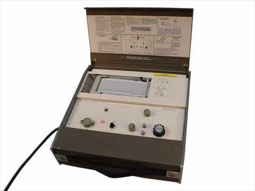 Hewlett Packard 1500B  EKG in Compact Portable Case
