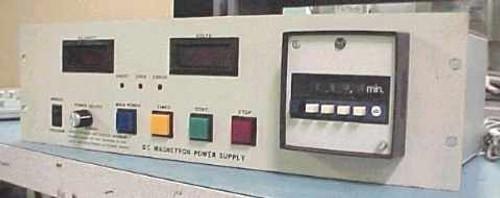 Perkin Elmer 222-078-300  DC Magnetron Power Supply Control Head