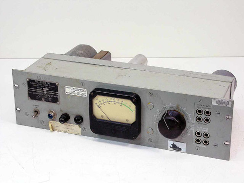 Military TS-629B/U  Audio Level Test Panel