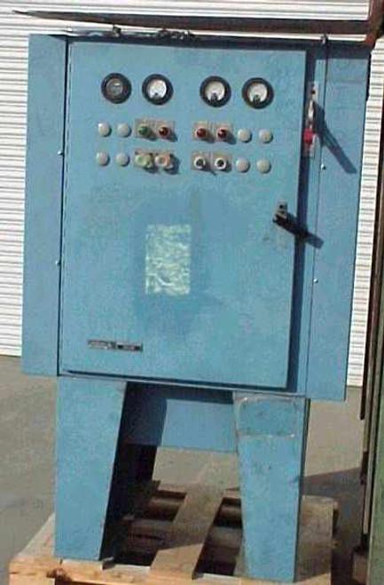 Unitron GFC-40F  Frequency Converter, 40 Kva, 400 Hz, Input 480 V,