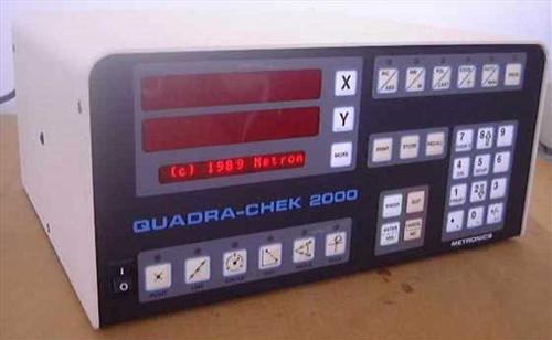 Metronics QC2200-ML  Quadra-check 2000 digital readout system
