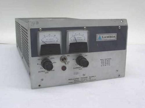 Lambda LK-343A-FM  Regulated Power Supply 0-36 V/0-9 A, parts unit