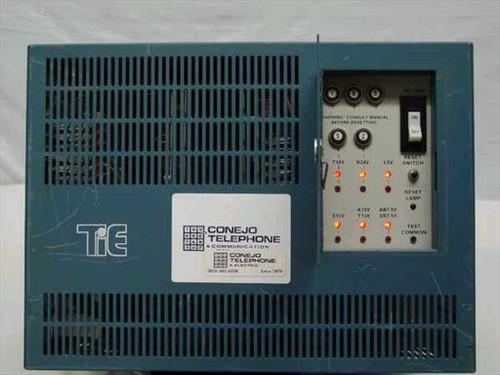 Tie Communications PS820 Power Supply  Large Telephone Power Supply