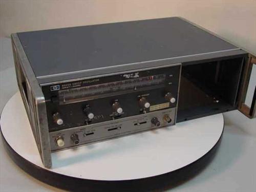 HP 8620A  Sweep Oscillator Mainframe