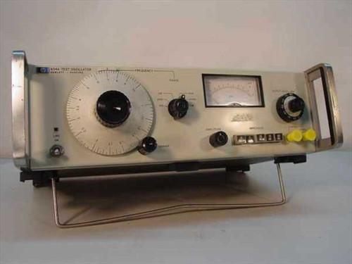 HP 654A  Test Oscillator
