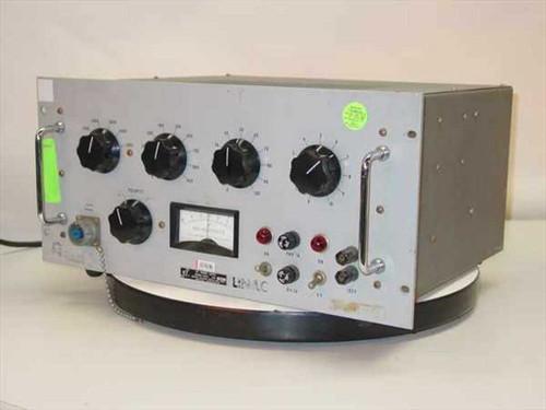 Fluke 408A  DC Power Supply 0.5 to 6 Kv Dc, 20 Ma. Rackmount
