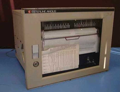 Esterline Angus E1140T  40 Channel Thermal Pen Chart Recorder