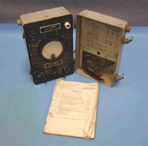 Barnett Instruments TS352  Multimeter, B/U