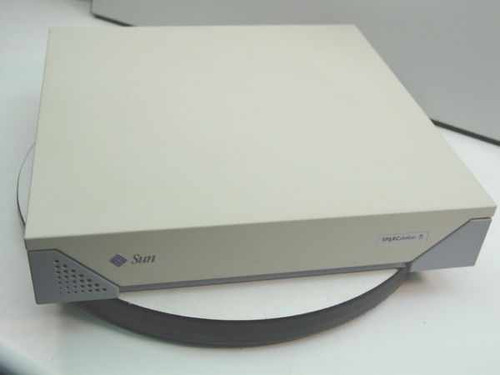 Sun 600-3432-01  Desktop Sparc Station 5 Model 544 (NO FLOPPY)