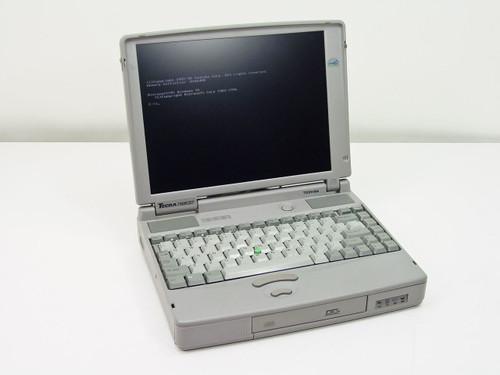 Toshiba PA1238U-T2C  P-150MHz Tecra 730XCDT 48RAM 2.1GbHDD