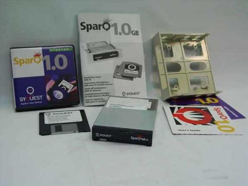 SyQuest SPARQ1AI-01  Sparq 1.0 GB EIDE PC Internal Storage