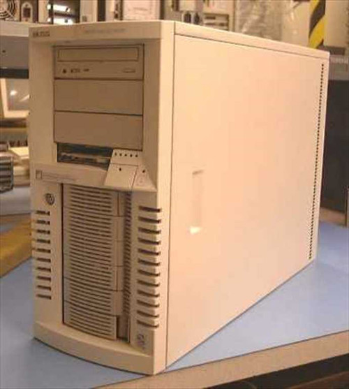 HP D8514A  LC 2000 PIII 533/128mb/CD Server - HP Boxed