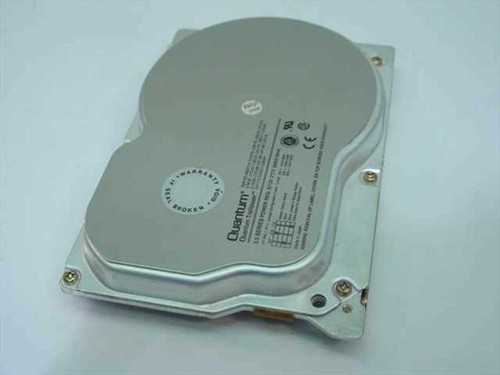 "Quantum 840AT  840MB 3.5"" IDE Hard Drive"