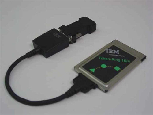 IBM 0933030  Token-Ring 16/4 PC Card W/Cable