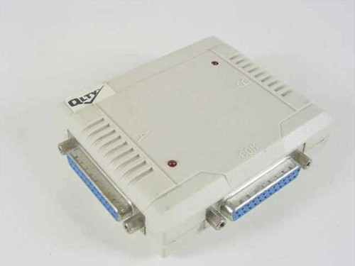 Qlty TP-201  Auto Switch 2&1 Parallel Interface