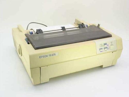 Epson FX-870  Dot Matrix Printer