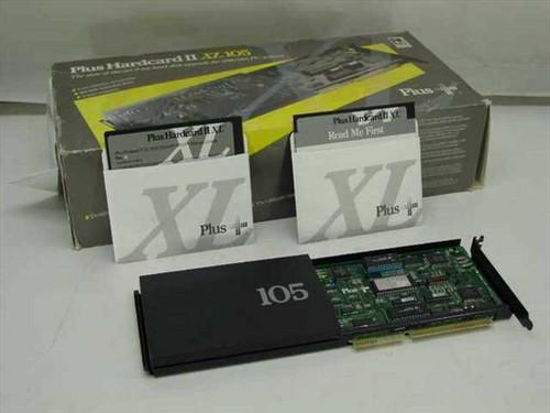 Plus Development Corp. XL 105  Plus Hardcard II XL105 Hard Drive Card In Box