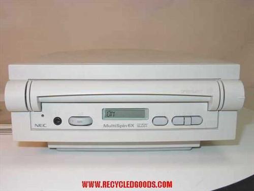 NEC CDR-602  Multispin 6x External CD-ROM Drive