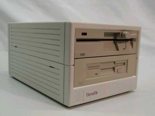 "DaynaFile DF Series  360 KB 5 1/4""/720K 3 1/2"" SCSI External Floppy Dri"