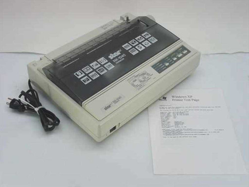 Star NX-1040  Rainbow Color Dot Matrix Printer