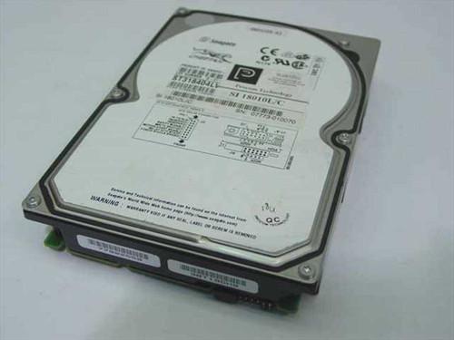 """Seagate ST318404LW  18.2GB 3.5"""" SCSI Hard Drive 68 Pin"""