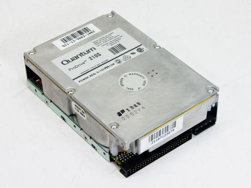 Quantum 210S  210MB SCSI HH Hard Drive ProDrive (Apple)