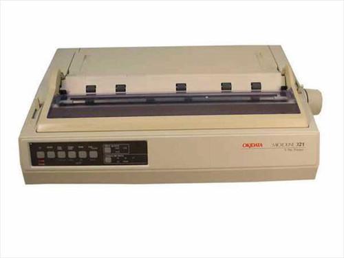 Okidata GE8253A  ML 321 Microline Dot Matrix Printer GE8253A