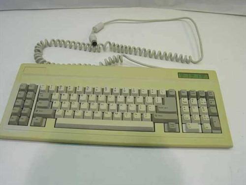 BTC BTC-5060  84 Key XT Keyboard - Yellow