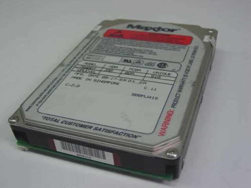 """Maxtor 7245AT  245MB 3.5"""" IDE Hard Drive"""