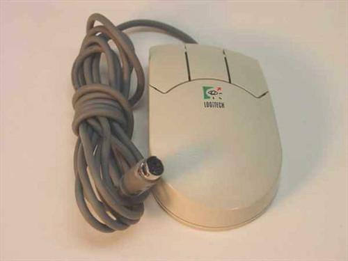 Logitech M-PD13  Mouse Bus 3 Button